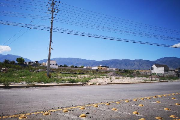 Foto de terreno comercial en renta en boulevard luis donaldo colosio , torrecillas y ramones, saltillo, coahuila de zaragoza, 5428881 No. 04