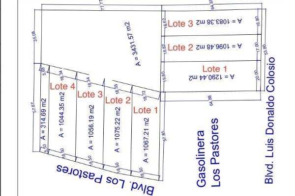 Foto de terreno comercial en renta en boulevard luis donaldo colosio , torrecillas y ramones, saltillo, coahuila de zaragoza, 5428881 No. 06