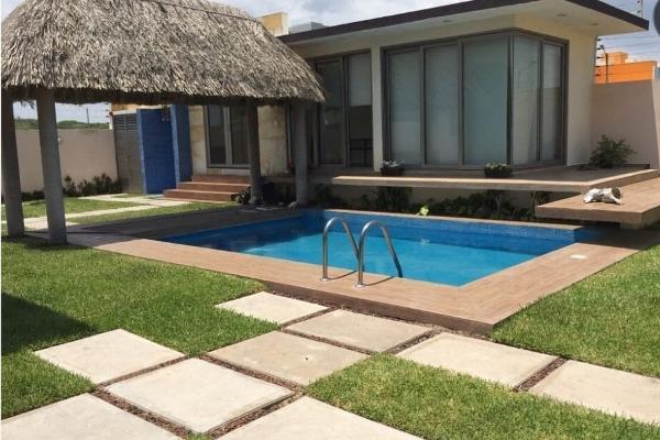 Foto de casa en venta en boulevard mandinga 85, playas de conchal, alvarado, veracruz de ignacio de la llave, 6160214 No. 01
