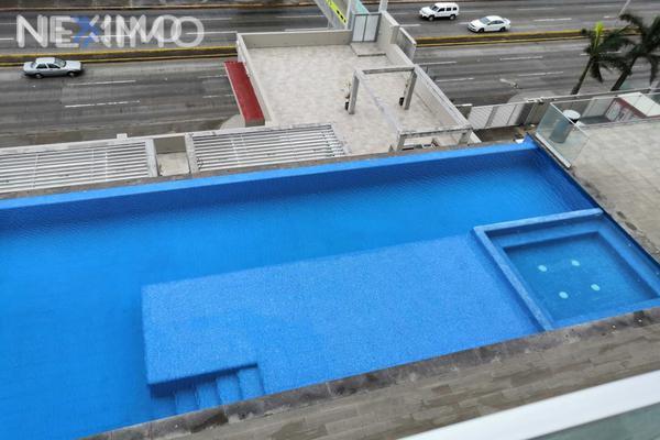 Foto de departamento en venta en boulevard miguel alemán 1002, playa de oro mocambo, boca del río, veracruz de ignacio de la llave, 21447707 No. 02