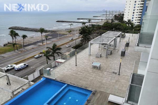Foto de departamento en venta en boulevard miguel alemán 1002, playa de oro mocambo, boca del río, veracruz de ignacio de la llave, 21447707 No. 03