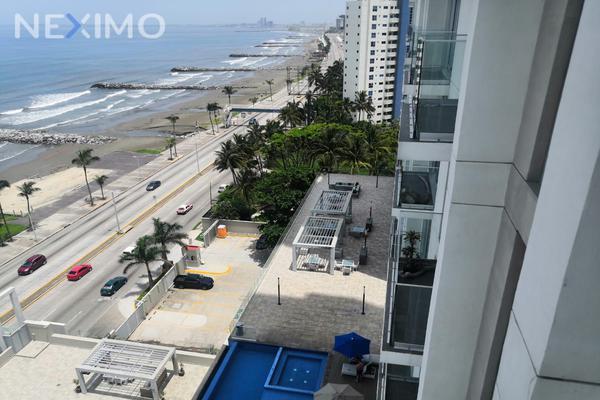 Foto de departamento en venta en boulevard miguel alemán 1049, playa de oro mocambo, boca del río, veracruz de ignacio de la llave, 21447707 No. 21