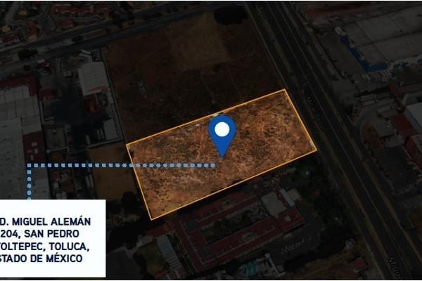 Foto de terreno comercial en venta en boulevard miguel alemán , san pedro totoltepec, toluca, méxico, 4635597 No. 03