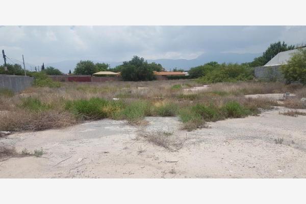 Foto de terreno habitacional en venta en boulevard ortiz de montellano 500, doctores, saltillo, coahuila de zaragoza, 5381448 No. 03