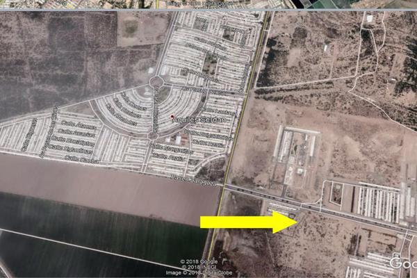 Foto de terreno habitacional en venta en boulevard prolongacion zaragoza. , san miguel, matamoros, coahuila de zaragoza, 5905969 No. 06