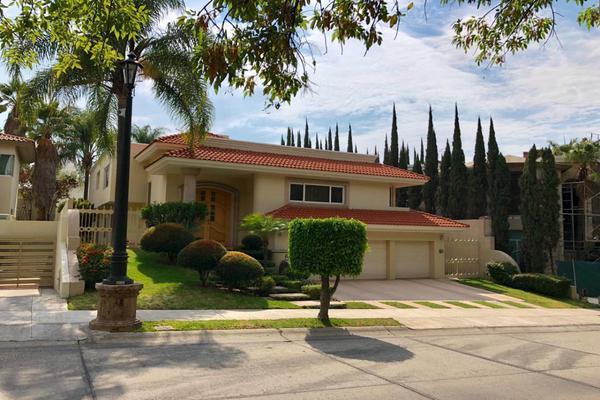 Foto de casa en venta en boulevard puerta de hierro , puerta de hierro, zapopan, jalisco, 7497079 No. 01