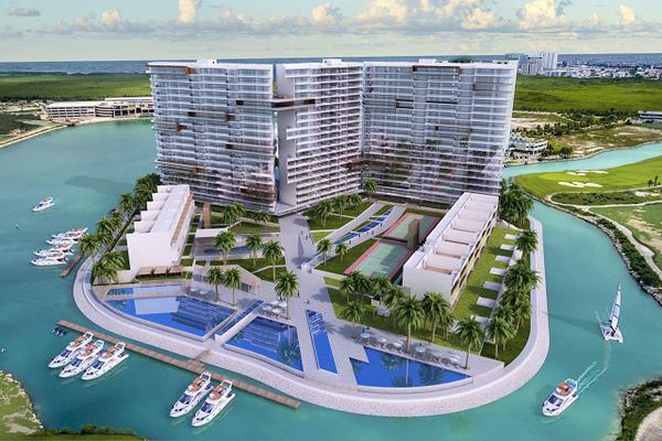 Foto de departamento en venta en boulevard puerto cancun , zona hotelera, benito juárez, quintana roo, 3368244 No. 01