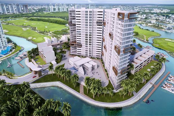 Foto de departamento en venta en boulevard puerto cancun , zona hotelera, benito juárez, quintana roo, 3368244 No. 02