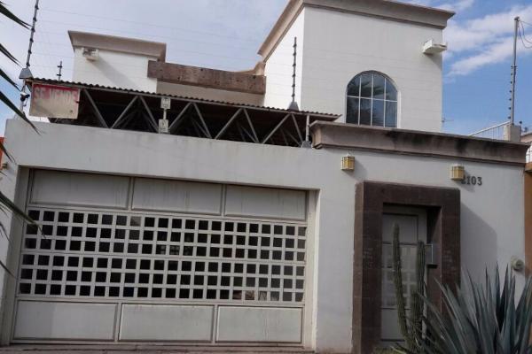 Foto de casa en venta en boulevard rosendo g. castro #2103 , las mañanitas, ahome, sinaloa, 3593752 No. 01