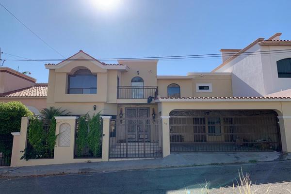 Foto de casa en venta en boulevard sabinos , los sabinos, hermosillo, sonora, 5949668 No. 01