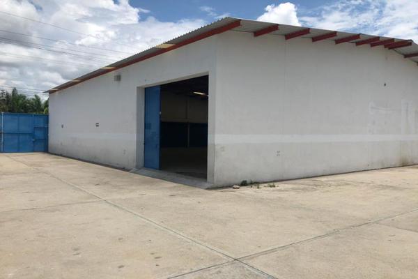 Foto de nave industrial en venta en boulevard salomón gonzález blanco 6, las torres, tuxtla gutiérrez, chiapas, 7206342 No. 02