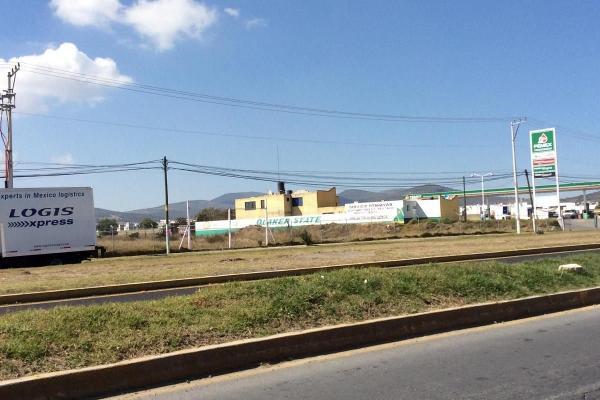 Foto de terreno habitacional en venta en boulevard santa catarina , parque urbano san antonio el desmonte, pachuca de soto, hidalgo, 6214255 No. 01