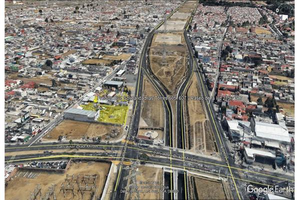 Foto de terreno comercial en venta en boulevard solidaridad las torres , santa ana tlapaltitlán, toluca, méxico, 0 No. 06