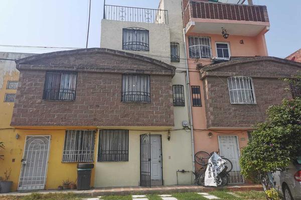 Foto de casa en venta en boulevard tultitlan, n.156 lote.13 casa 23 , los reyes, tultitlán, méxico, 0 No. 01