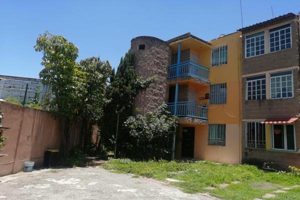 Foto de departamento en venta en boulevard tultitlán poniente 166-167, pino, edificio c, depto. , bosques de tultitlán, tultitlán, méxico, 0 No. 01