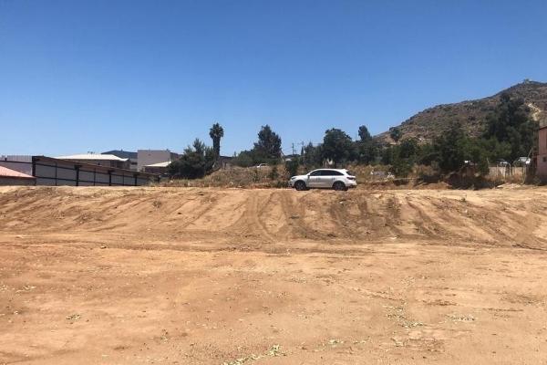 Foto de terreno habitacional en venta en boulevard universidad , guajardo, tecate, baja california, 0 No. 02