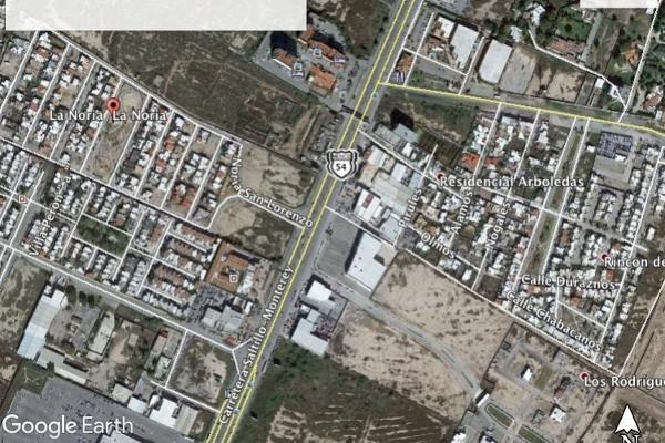 Foto de terreno comercial en venta en boulevard venustiano carranza , cuauhtémoc, saltillo, coahuila de zaragoza, 14036300 No. 01