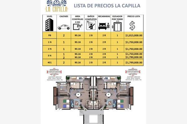 Foto de departamento en venta en boulevard xonaca , jardines de los fuertes, puebla, puebla, 6179987 No. 08