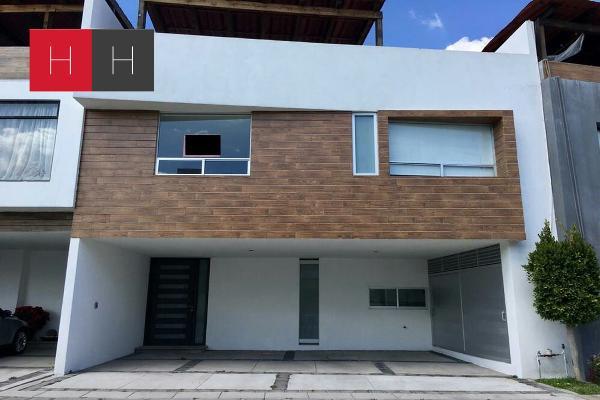 Foto de casa en venta en boulevard yucatan , lomas de angelópolis ii, san andrés cholula, puebla, 11396396 No. 01