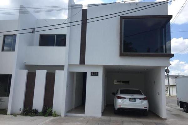 Foto de casa en renta en  , boulevares, tuxtla gutiérrez, chiapas, 5687199 No. 01
