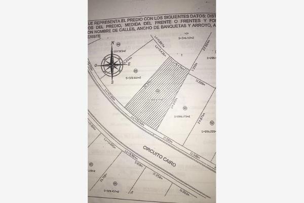 Foto de terreno habitacional en venta en boulevrad europa 1, lomas de angelópolis, san andrés cholula, puebla, 7222743 No. 03