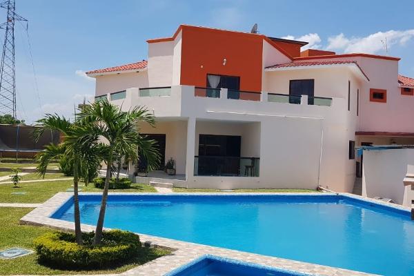 Foto de casa en renta en brasil 10 , san jos? ter?n, tuxtla guti?rrez, chiapas, 5677533 No. 01