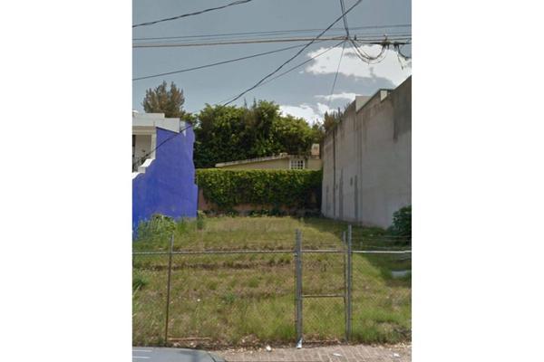 Foto de terreno habitacional en venta en brasilia , colomos providencia, guadalajara, jalisco, 10124749 No. 01