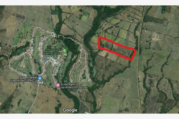 Foto de terreno habitacional en venta en brecha 1, chiapa, cuauhtémoc, colima, 5958565 No. 01