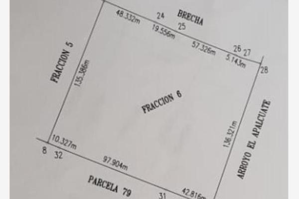 Foto de terreno habitacional en venta en brecha 1, chiapa, cuauhtémoc, colima, 5958565 No. 06