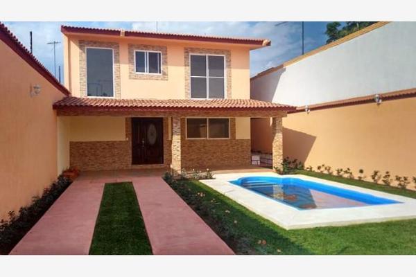 Foto de casa en venta en  , brisas de cuautla, cuautla, morelos, 8853388 No. 01