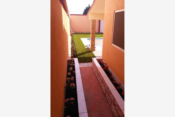 Foto de casa en venta en  , brisas de cuautla, cuautla, morelos, 8853388 No. 10