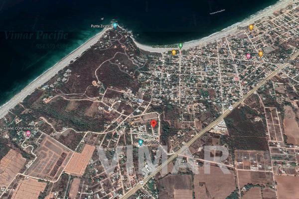 Foto de terreno habitacional en venta en  , brisas de zicatela, santa maría colotepec, oaxaca, 0 No. 08