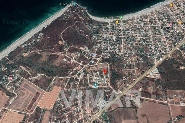 Foto de terreno habitacional en venta en  , brisas de zicatela, santa maría colotepec, oaxaca, 0 No. 09