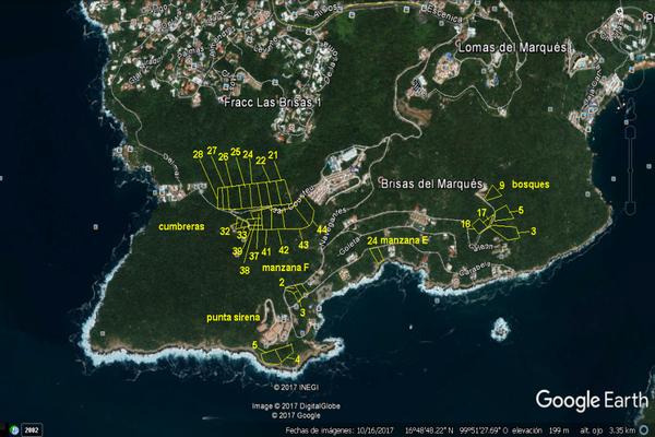 Foto de terreno habitacional en venta en  , brisas del marqués, acapulco de juárez, guerrero, 5652481 No. 03