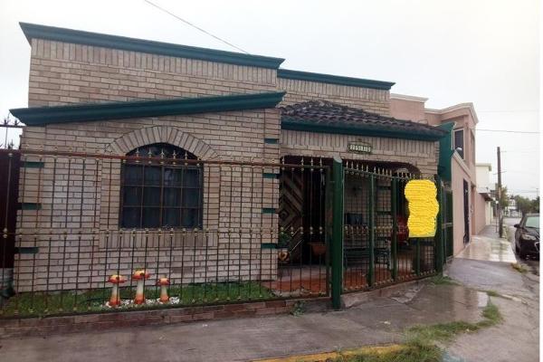 Foto de casa en venta en brisas del valle 4, del valle, monclova, coahuila de zaragoza, 6206447 No. 01
