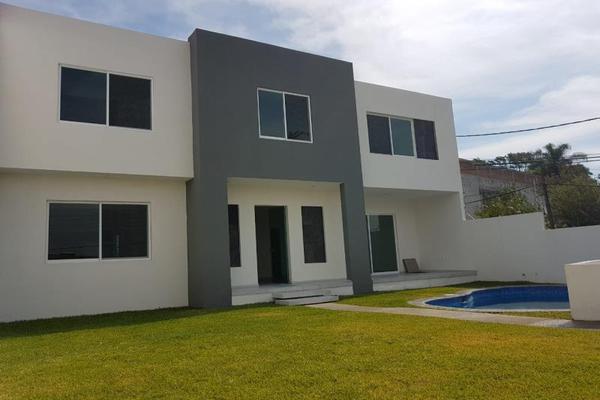 Foto de casa en venta en  , brisas, temixco, morelos, 7472501 No. 01