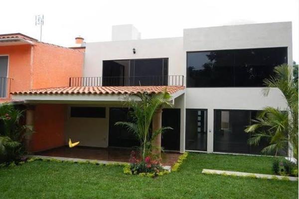 Foto de casa en venta en  , brisas, temixco, morelos, 8157525 No. 01