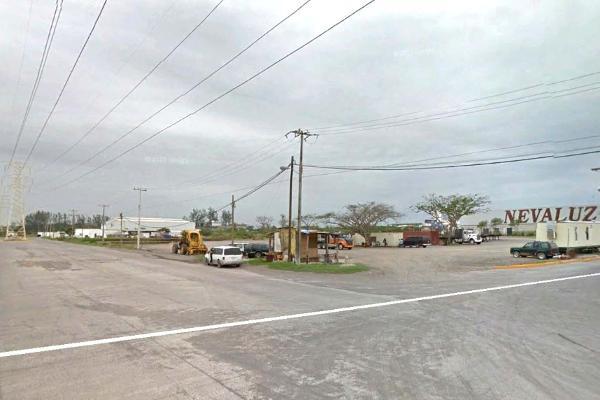 Foto de terreno industrial en venta en  , bruno pagliai, veracruz, veracruz de ignacio de la llave, 2628413 No. 05
