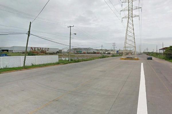 Foto de terreno industrial en venta en  , bruno pagliai, veracruz, veracruz de ignacio de la llave, 2628413 No. 06