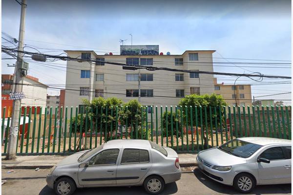 Foto de departamento en venta en buena suerte 228, ampliación los olivos, tláhuac, df / cdmx, 0 No. 01
