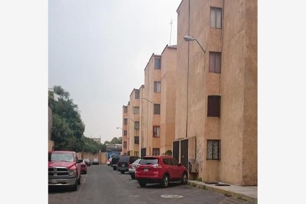 Foto de departamento en venta en buena suerte #319 edificio 1 dep. 402, ampliación los olivos, tláhuac, distrito federal, 2714190 No. 01