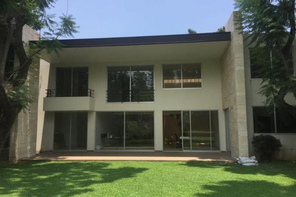 Foto de casa en venta en buenavista 00, buenavista, cuernavaca, morelos, 5440710 No. 01