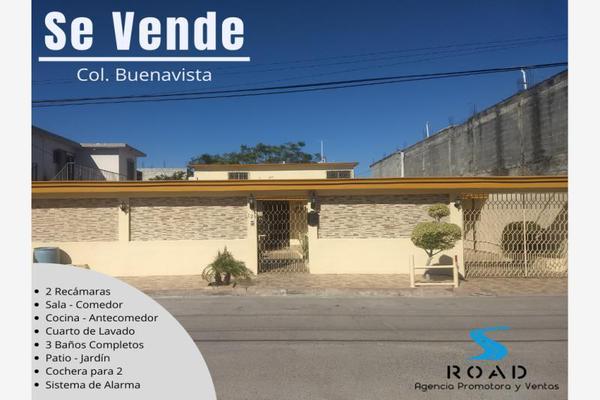 Foto de casa en venta en  , buenavista, matamoros, tamaulipas, 11188675 No. 01