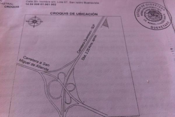 Foto de terreno comercial en venta en  , buenavista, querétaro, querétaro, 2637521 No. 02