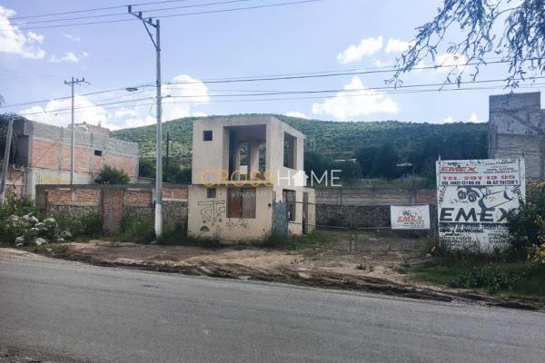 Foto de terreno industrial en venta en . ., buenavista, querétaro, querétaro, 5824750 No. 01