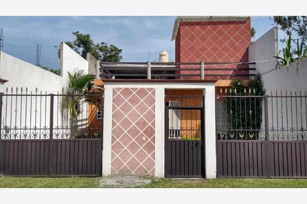 Foto de casa en venta en bugambilias 7, el universo, cuernavaca, morelos, 12277640 No. 01