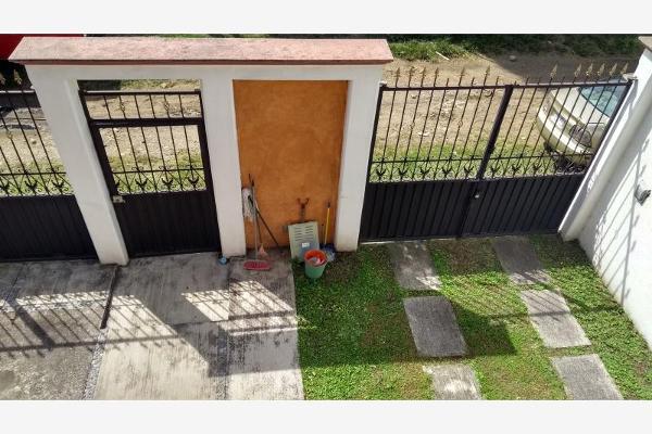 Foto de casa en venta en bugambilias 7, el universo, cuernavaca, morelos, 12277640 No. 20