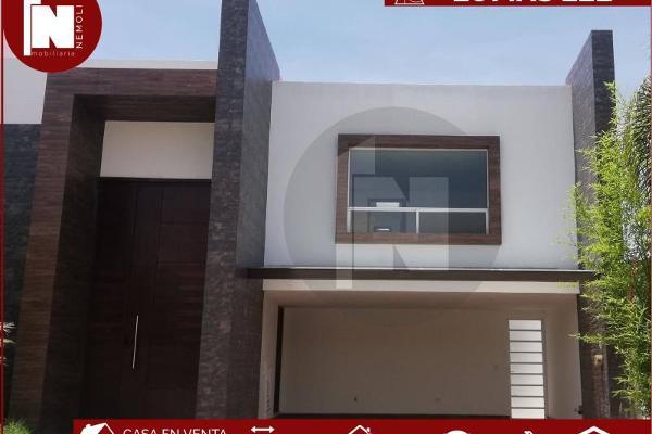 Foto de casa en venta en bugambilias 7, lomas de angelópolis closster 222, san andrés cholula, puebla, 8843921 No. 01
