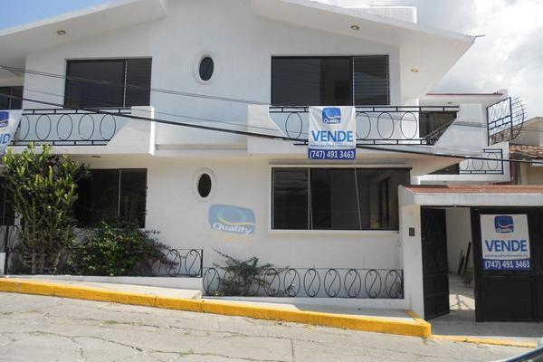 Foto de casa en renta en  , bugambilias, chilpancingo de los bravo, guerrero, 14024090 No. 01