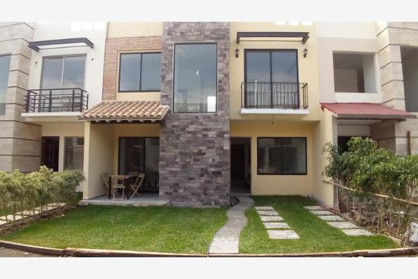 Foto de casa en venta en  , bugambilias, jiutepec, morelos, 5878656 No. 01